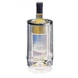 Wijnkoeler Transparant | Dubbelwandig | Ø 12 cm.