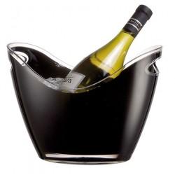 Kunststof wijnkoeler Gondola voor 3 flessen