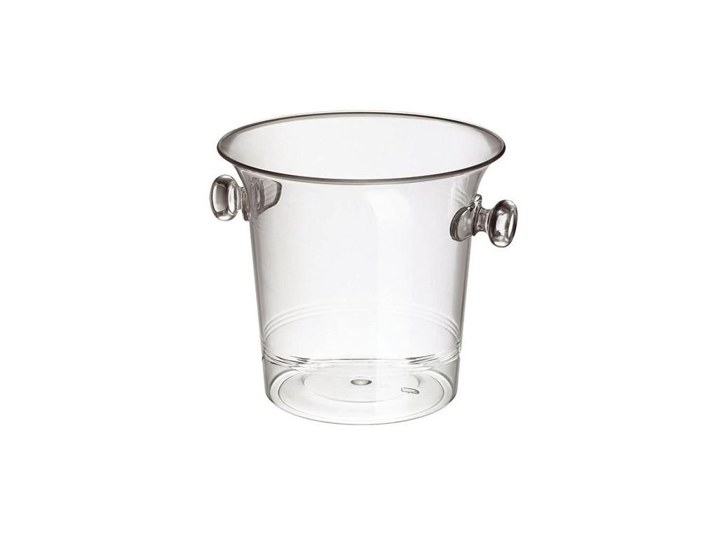 Wijnkoeler polycarbonaat transparant