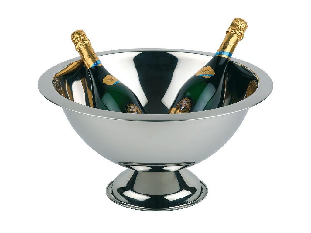 Champagne bowl hoogglans