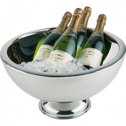 Champagne bowl dubbelwandig