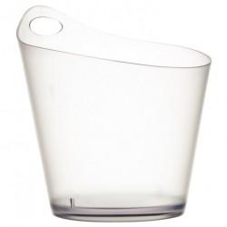 Wijnkoeler met Handgreep | Salsa Acryl | Ø 20 cm.